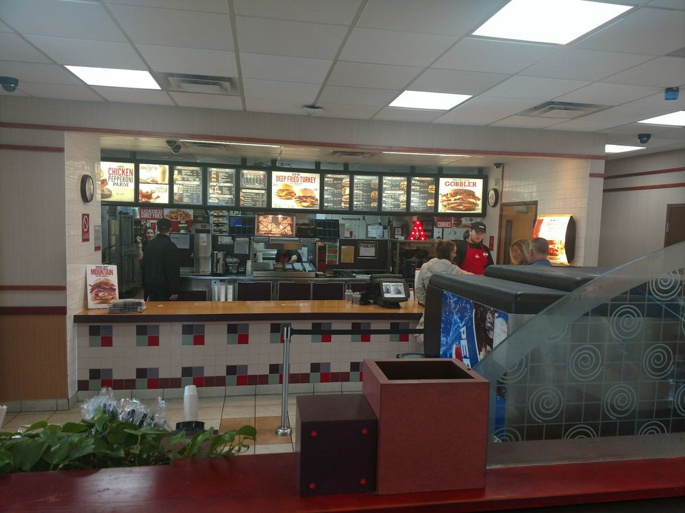 Arby's Restaurant: 1215 M 89, Otsego, MI
