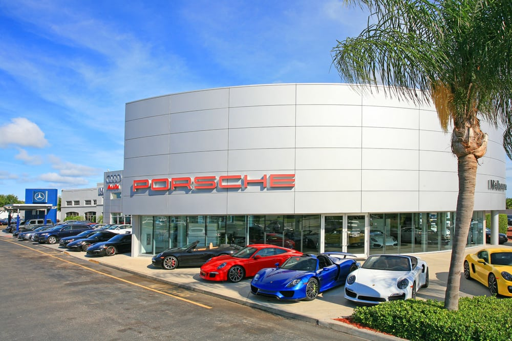 Porsche audi mercedes benz of melbourne fl yelp for Mercedes benz melbourne fl