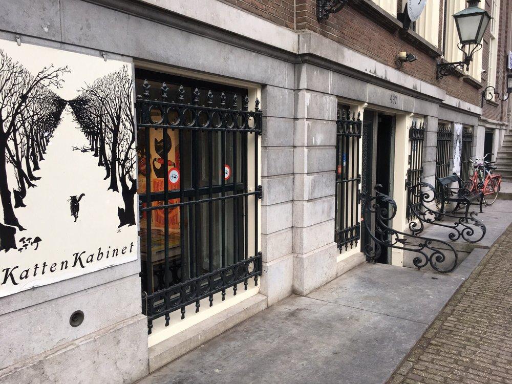 Kattenkabinet: Herengracht 497, Amsterdam, NH