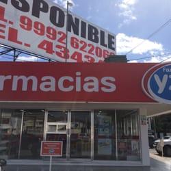 Farmacia Yza Arcos - Farmacia - Avenida Yucatan X 44