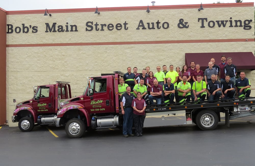 Bob S Main Street Auto Towing Towing 1200 N Main St