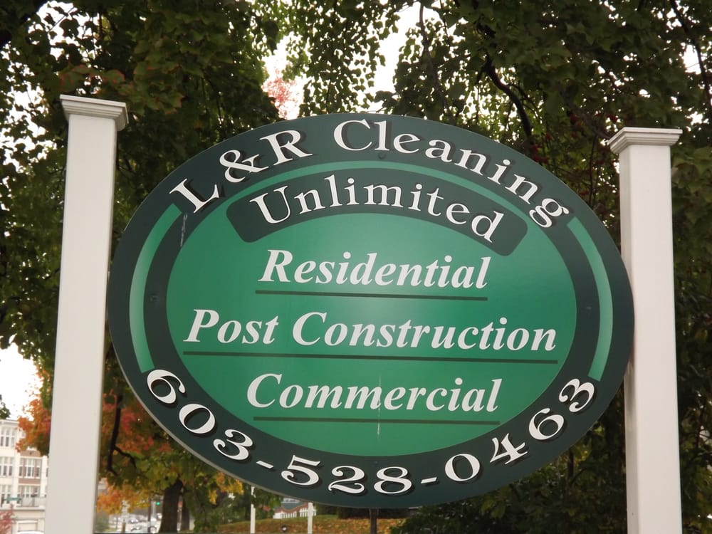 L & R Cleaning Unlimited: 203 Union Ave, Laconia, NH