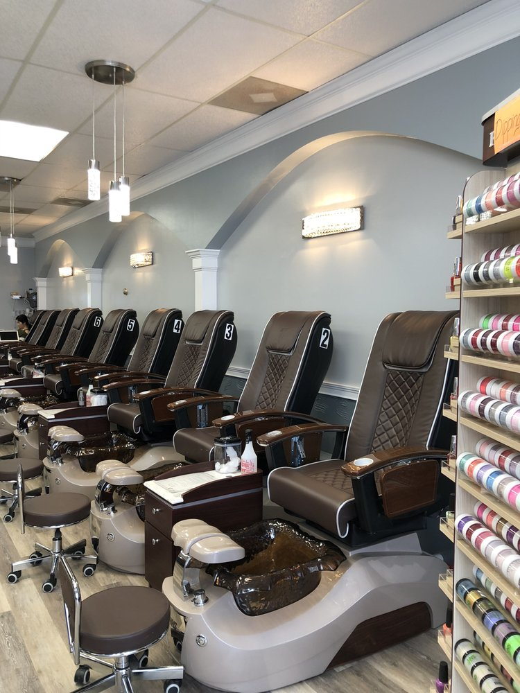 City Nails: 2440 W Broad St, Athens, GA