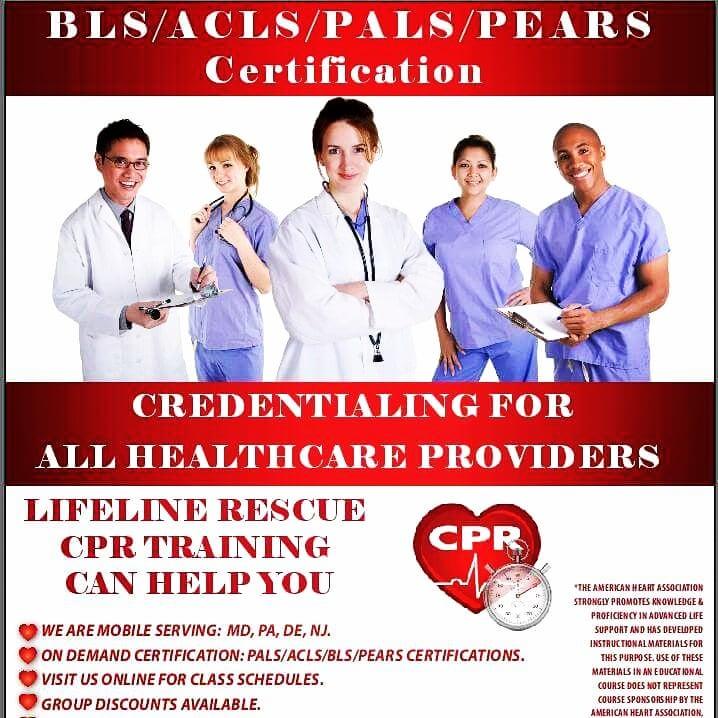 Lifeline Rescue CPR