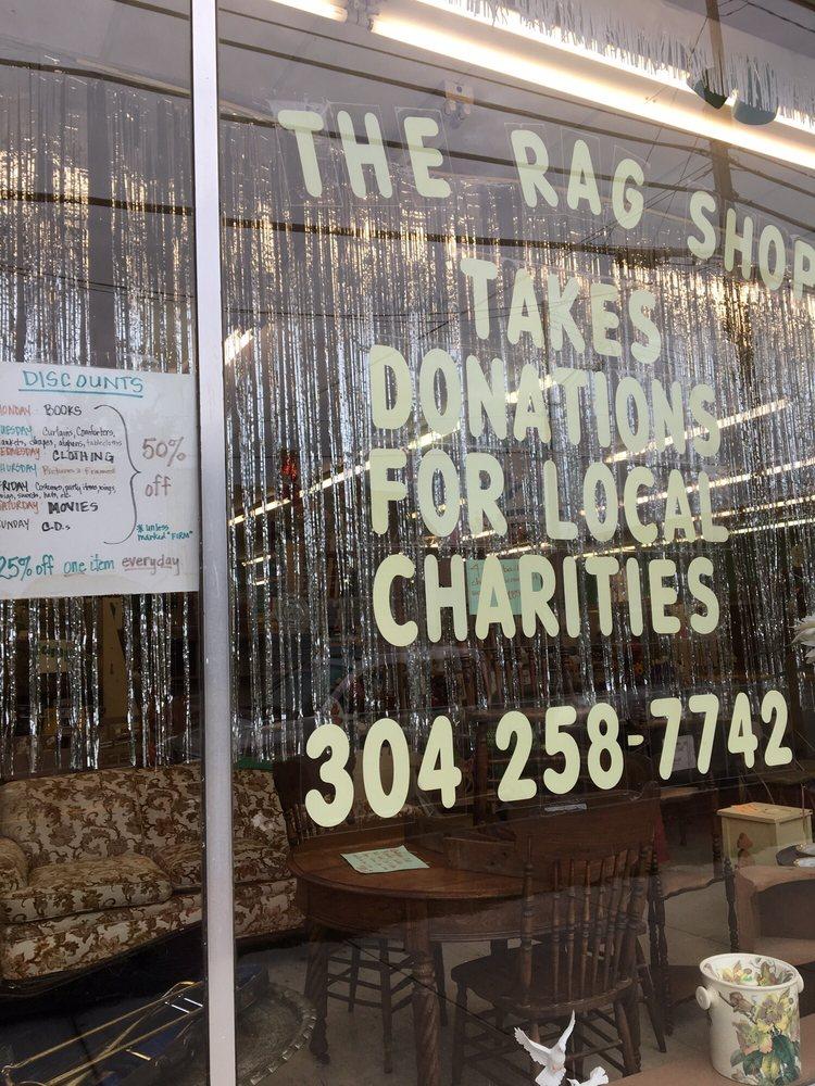 Rag Shop: 109 N Washington St, Berkeley Springs, WV