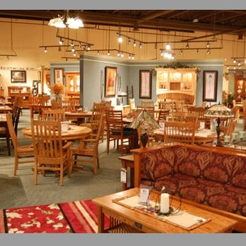Charming Photo Of Amish Furniture Shoppe   Tinley Park, IL, United States. The  Showroom