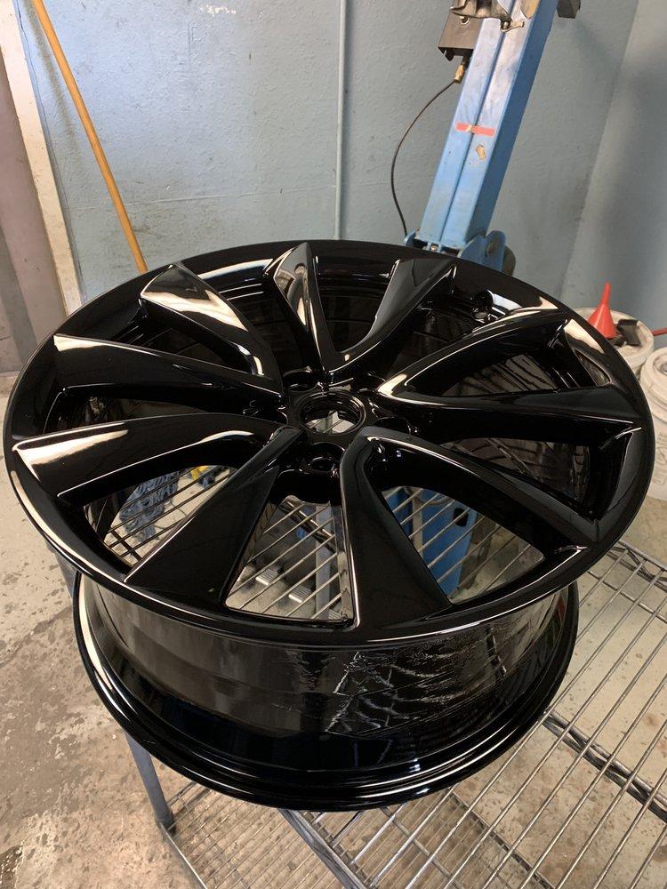 Kwicksilver Wheel Repair Sacramento
