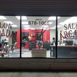 Beauty salon essex junction message