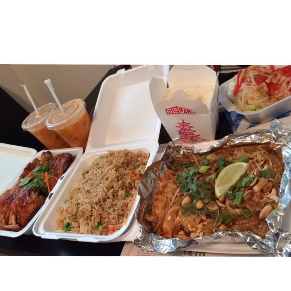 Thai Restaurants West Valley Ut