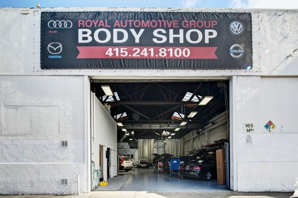 Royal Auto Group Body Shop 61 Recensioni Carrozzerie