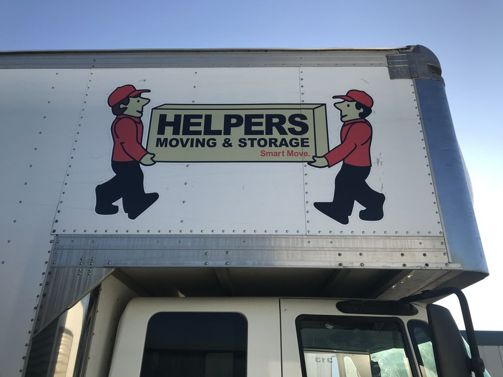 Helpers Moving & Storage: 1545 Independence St, Cape Girardeau, MO