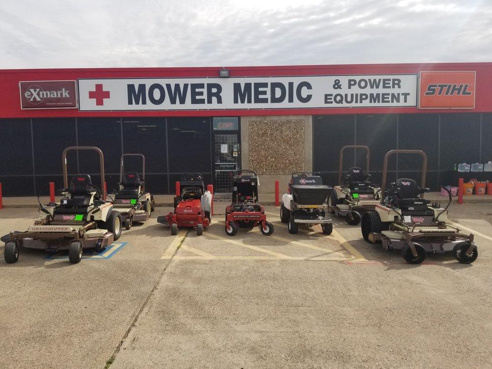 Mower Medic & Power Equipment: 13860 N Stemmons Fwy, Farmers Branch, TX