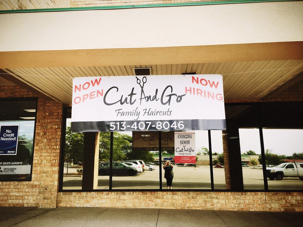 Cut & Go Family Haircuts: 10196 Colerain Ave, Cincinnati, OH
