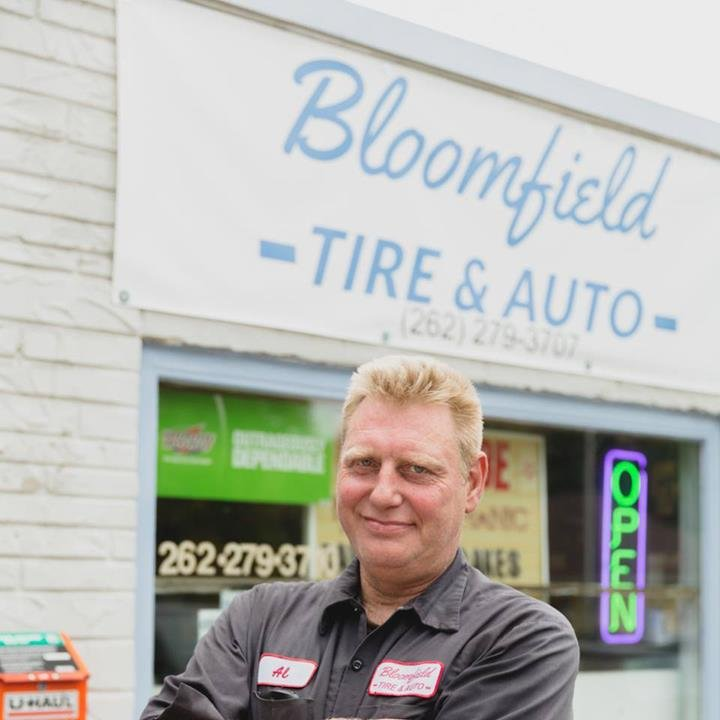 Bloomfield Tire & Auto: 1238 N Park Rd, Genoa City, WI