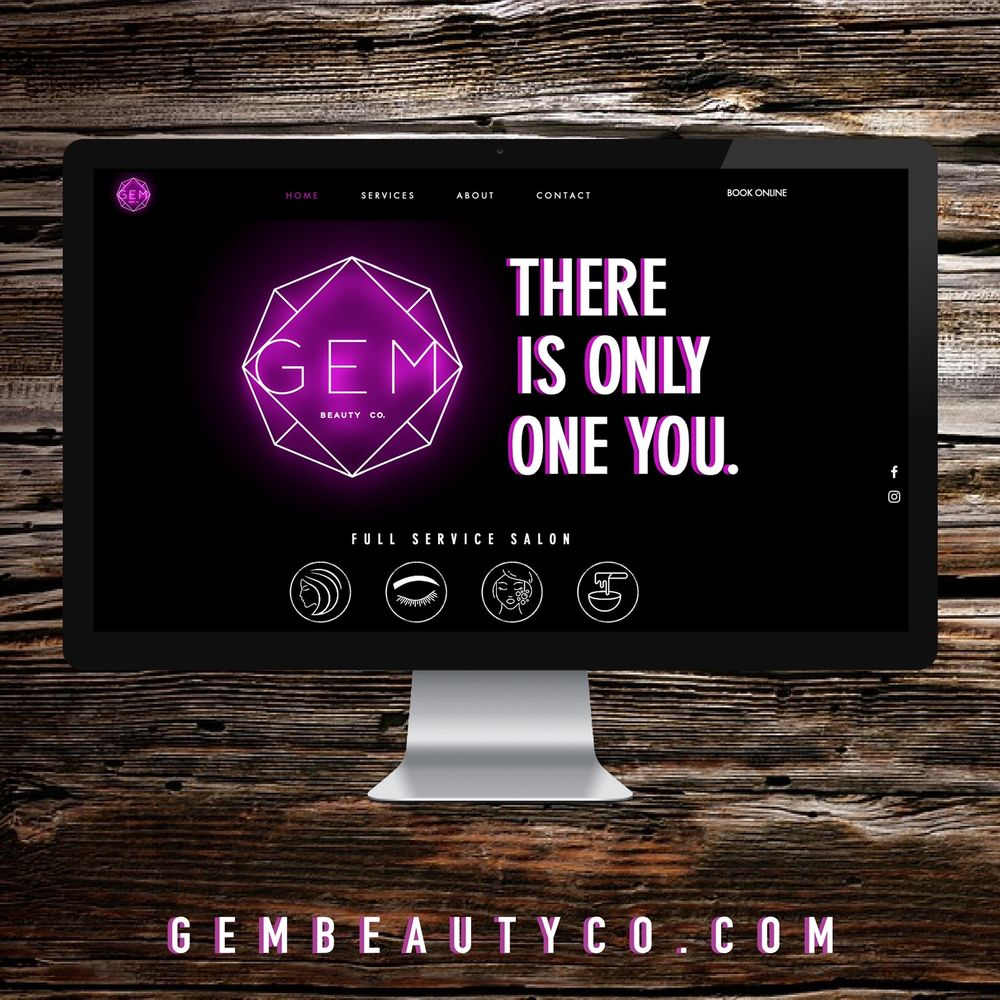 GEM Beauty Co.: 2504 Red Lion Rd, Bear, DE
