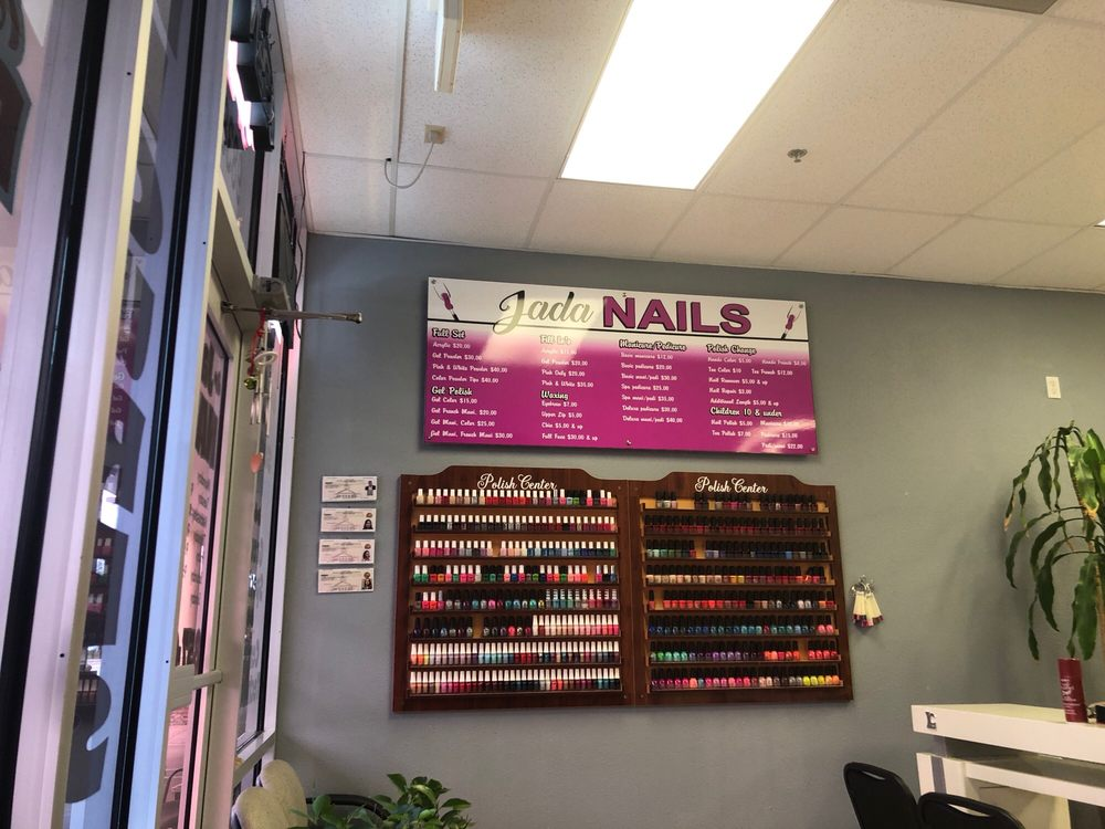 Jada Nails: 9838 Little Rd, New Port Richey, FL
