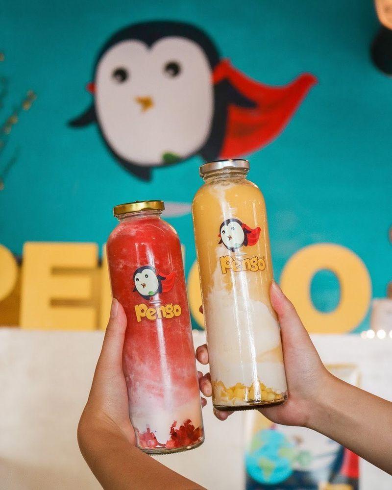 Station de boissons Pengo