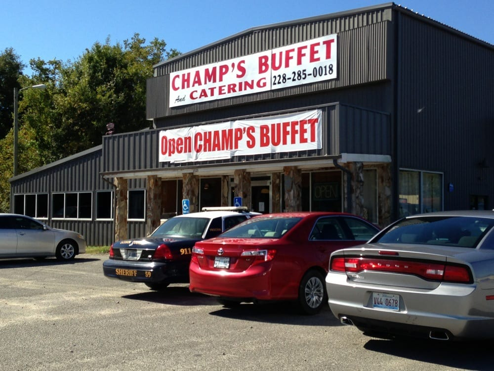 Champs Buffet