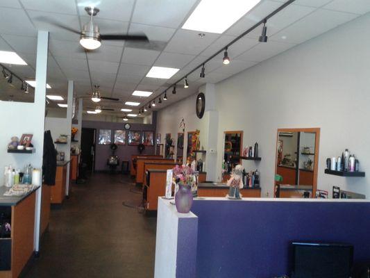 Lavish Salon 8130 S University Blvd Centennial CO Hair Salons