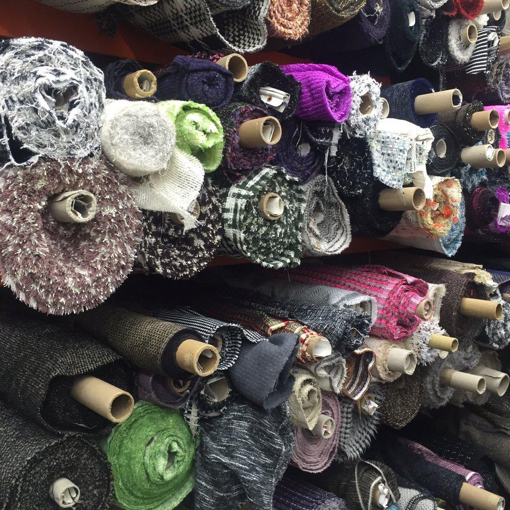 Photos for Mood Fabrics - Yelp