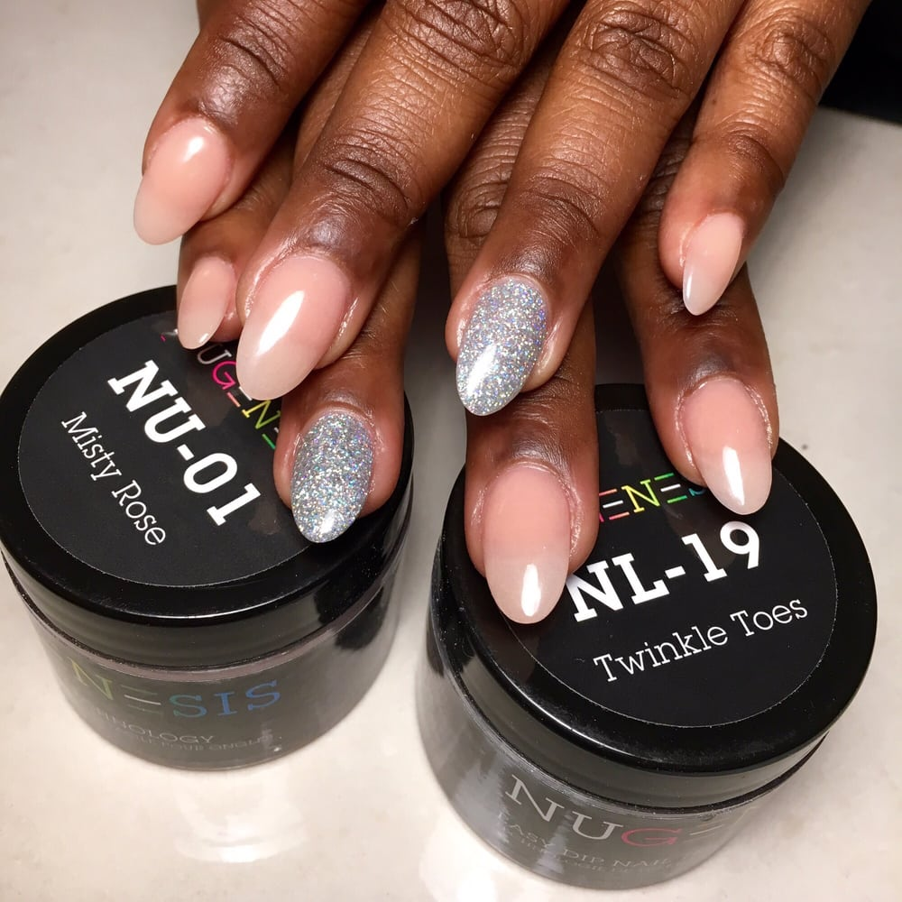 Photo Of Nails By Thi Winter Park Fl United States Nugenesis Dip