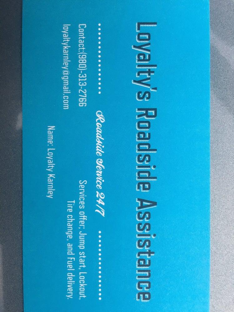 Loyalty s roadside assistance roadside assistance for Roadside assistance mercedes benz phone number