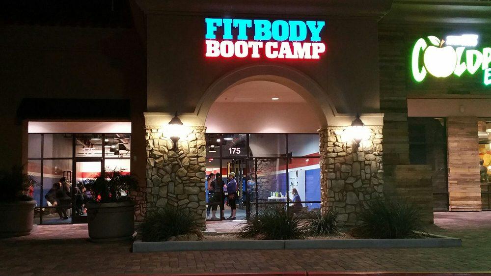 Las Vegas Fitbody Bootcamp