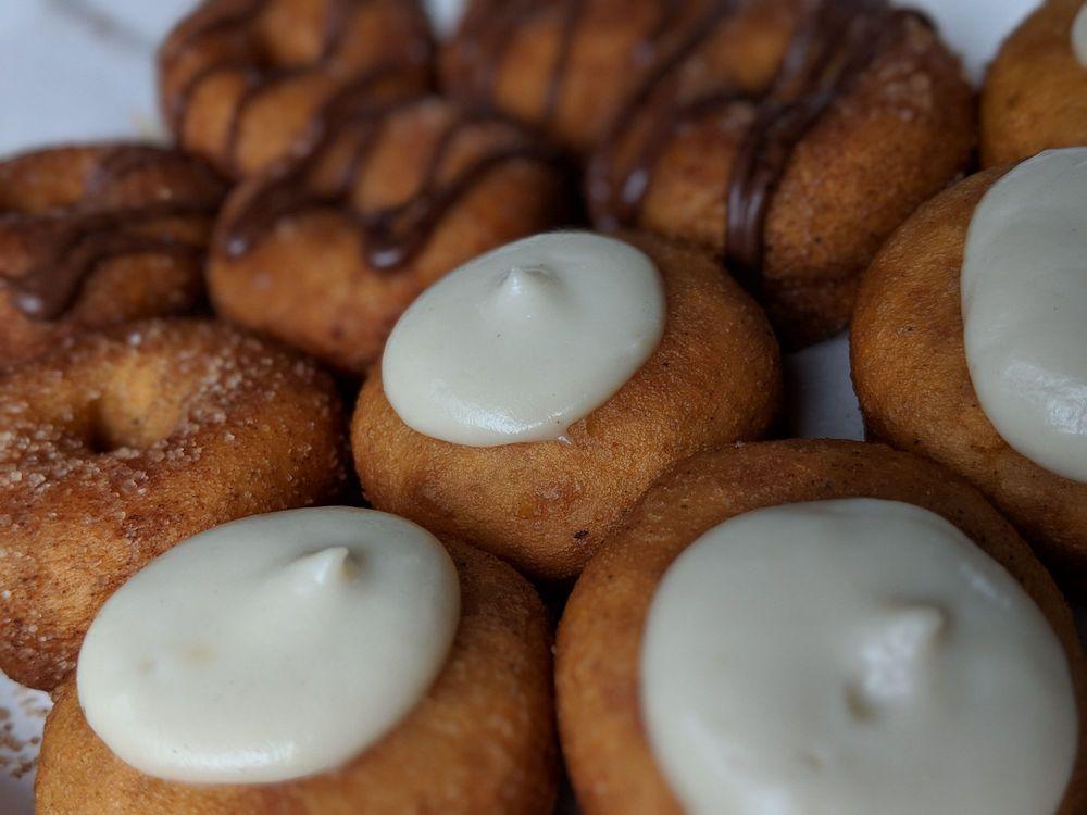 Pip's Original Doughnuts & Chai: 4759 NE Fremont St, Portland, OR