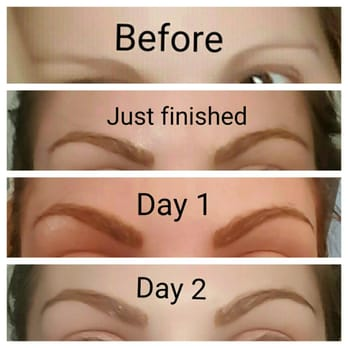 Permanent Brow Makeup Reviews