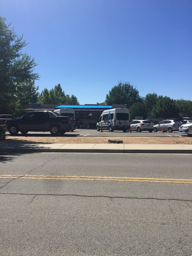 Arizona Shuttle: 740 N Montezuma St, Prescott, AZ