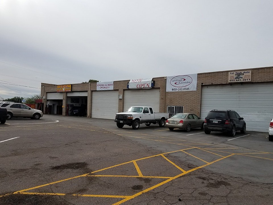 Landmark Automotive: 9754 Hwy 285, Conifer, CO