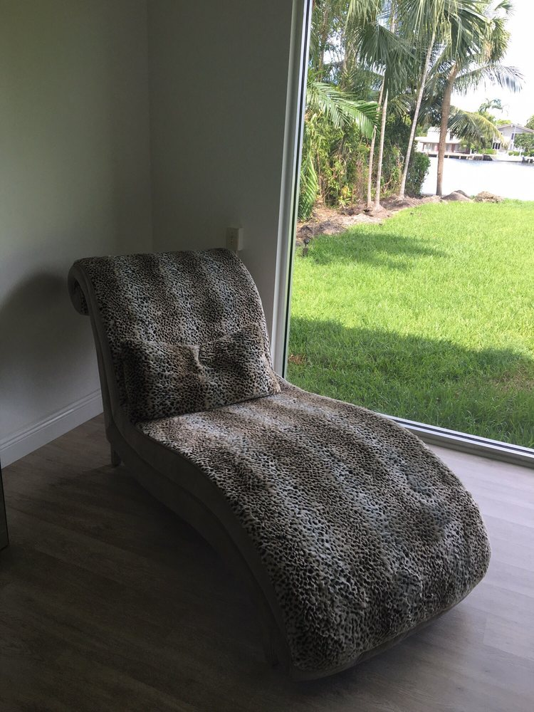 Photo of EL Dorado Furniture - Pembroke Pines FL United States. Cheetah chaise : cheetah chaise - Sectionals, Sofas & Couches