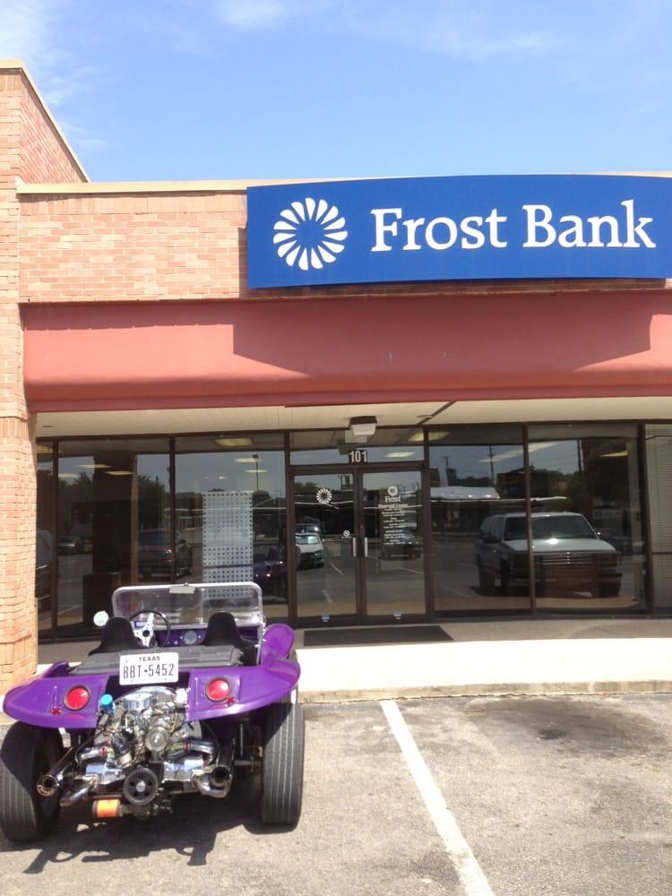 Frost Bank Banks Amp Credit Unions 7914 Culebra Rd San