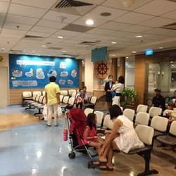 photo of kk womens childrens hospital singapore singapore waiting area get