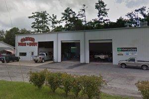 Glenn's Paint & Body Shop: 552026 US Hwy 1, Hilliard, FL