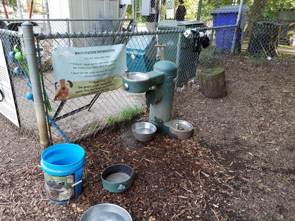 Oakhurst Dog Park