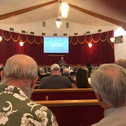Victory Missionary Baptist Church - Churches - 500 W Monroe Ave, Las