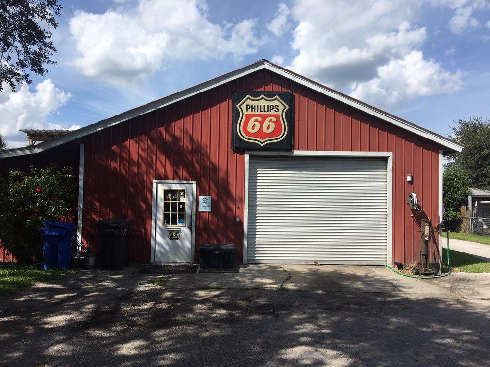 Larry's Transmission Repair: 13724 Acker Rd, Dover, FL