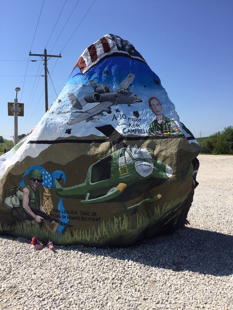 Freedom Rock: Menlo, IA
