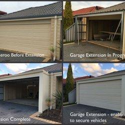 Photo of Perth Pro Garage Doors - Perth Western Australia Australia. Made garage deeper & Perth Pro Garage Doors - Get Quote - 11 Photos - Garage Door ...