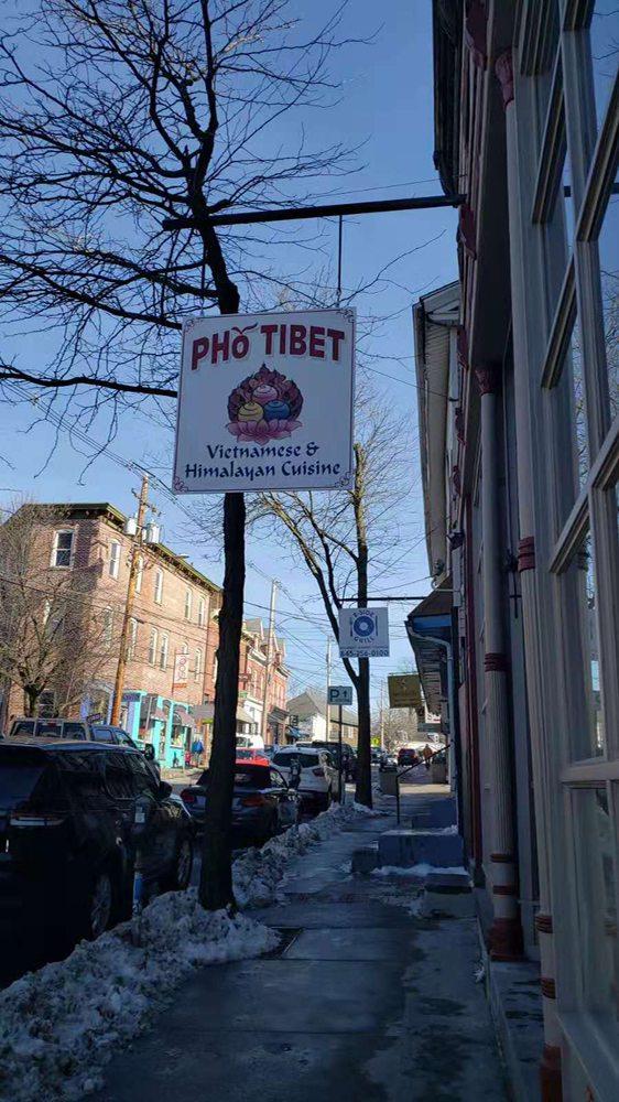 Pho Tibet: 58 Main St, New Paltz, NY