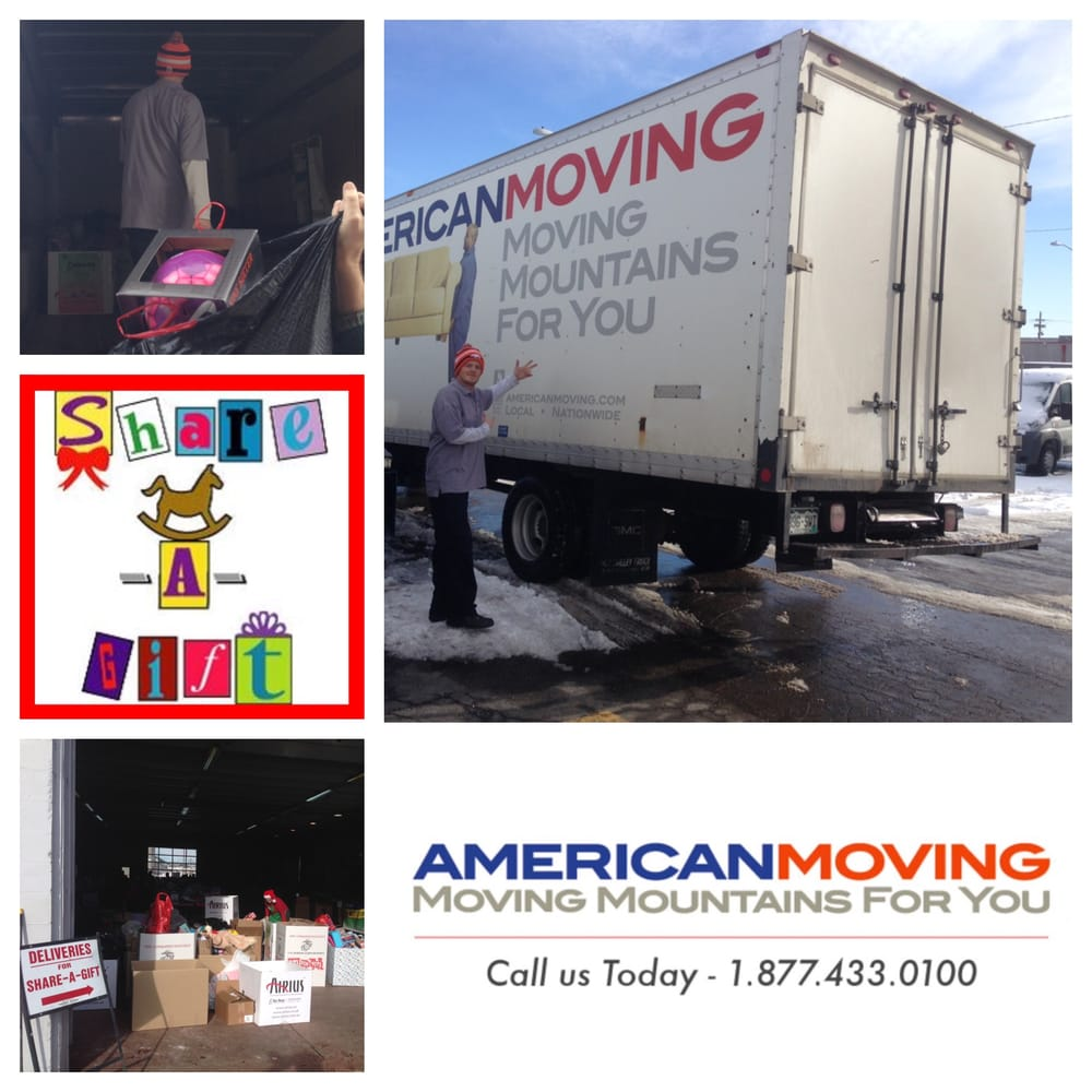 American Moving & Storage: 1633 Pine St, Boulder, CO