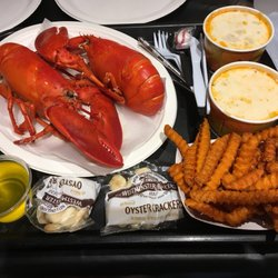 Photo Of Docks Seafood South Portland Me United States Great Steamed Lobster