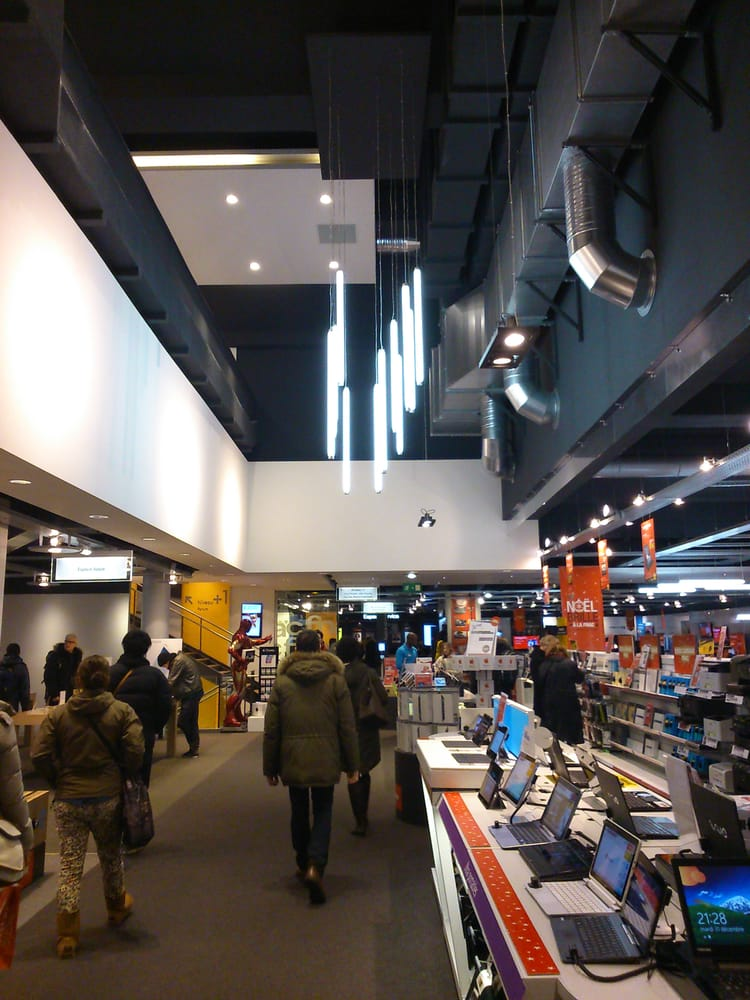 Fnac 14 reviews department stores 49 53 cours saint emilion bercy paris france phone - Cours saint emilion paris ...