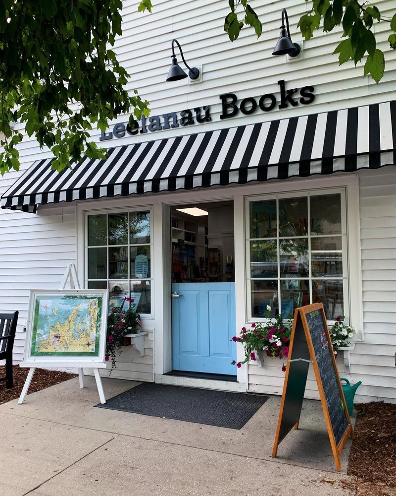 Leelanau Books: 109 N Main, Leland, MI