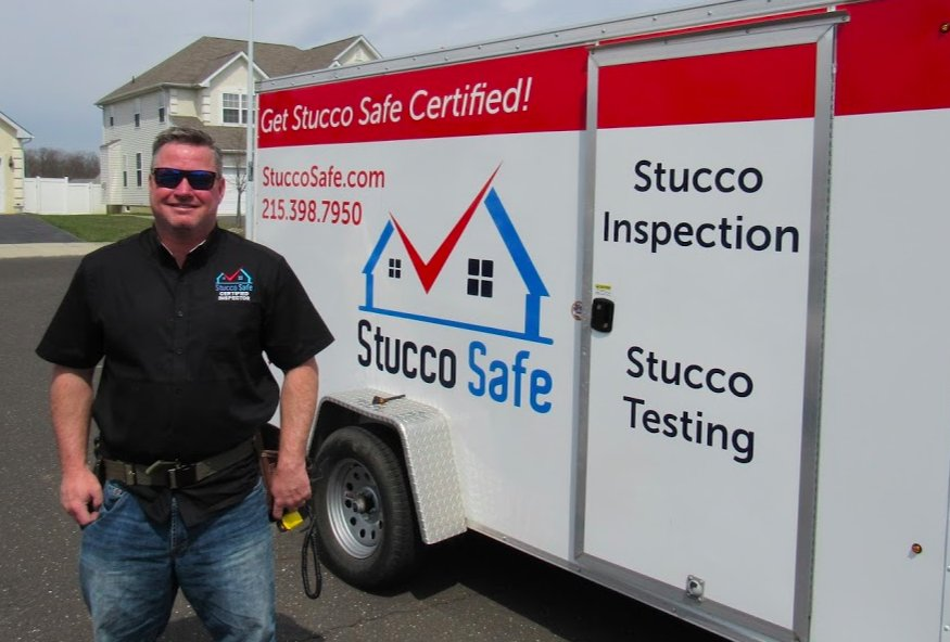 Stucco Safe
