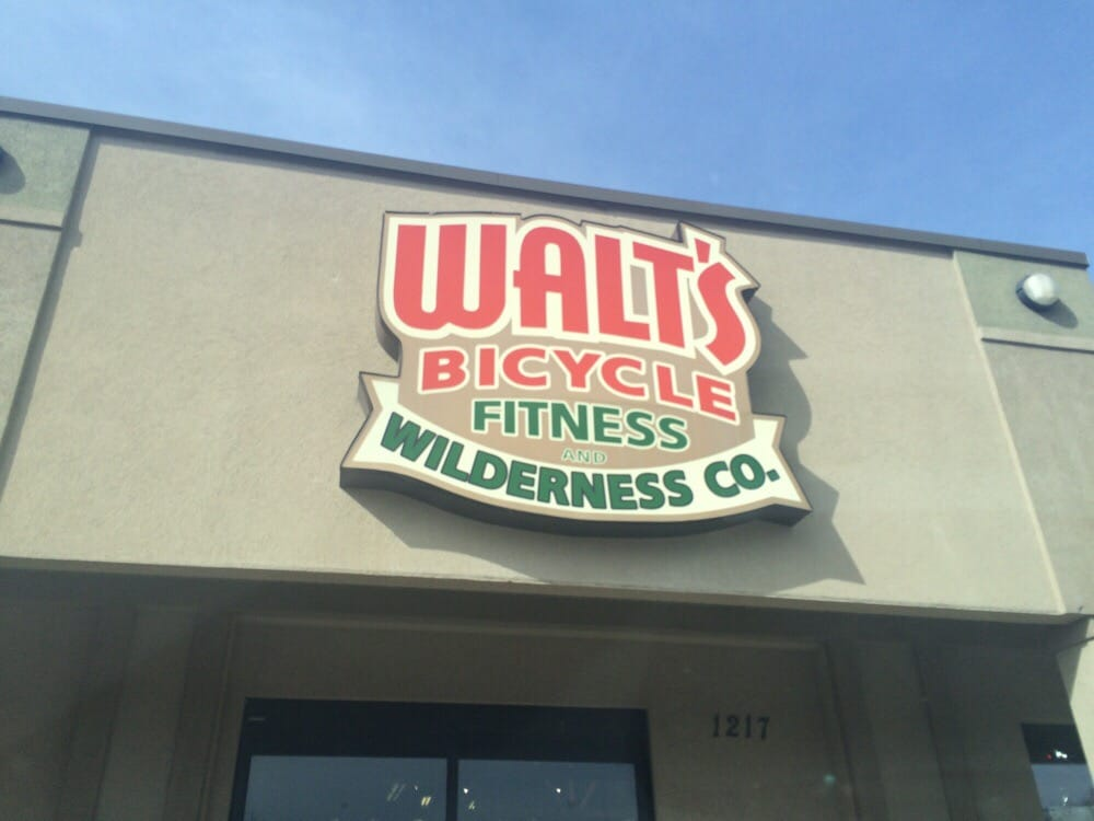 Walts Bicycle & Fitness Shop: 1217 Rogers St, Columbia, MO