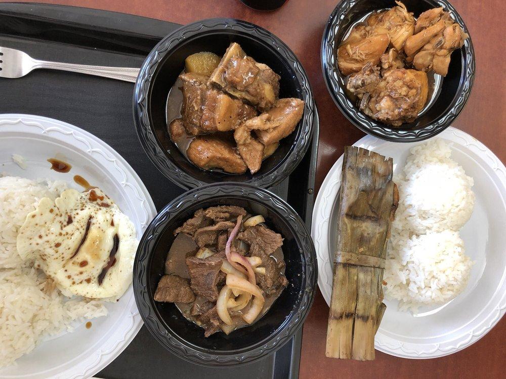 Manila Eatery: 45 Colma Blvd, Colma, CA