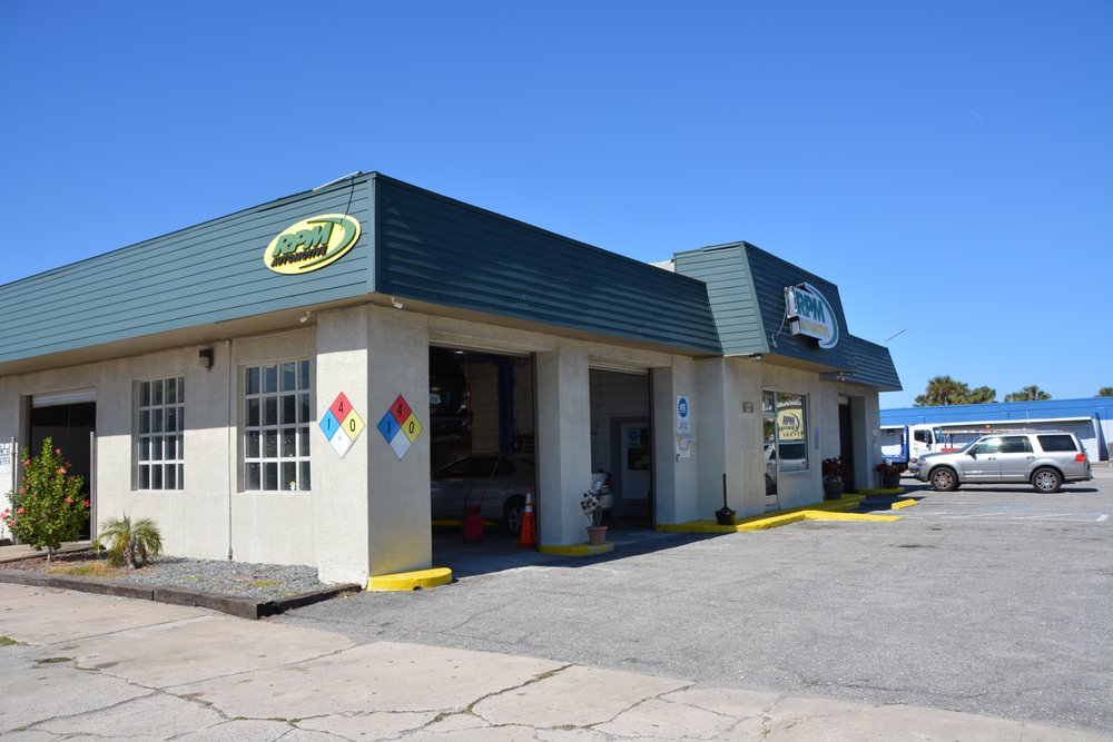 RPM Automotive at The Beaches: 304 3rd St N, Jacksonville Beach, FL