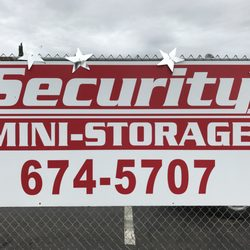 Photo Of Security Mini Storage   Yuba City, CA, United States. Call Us